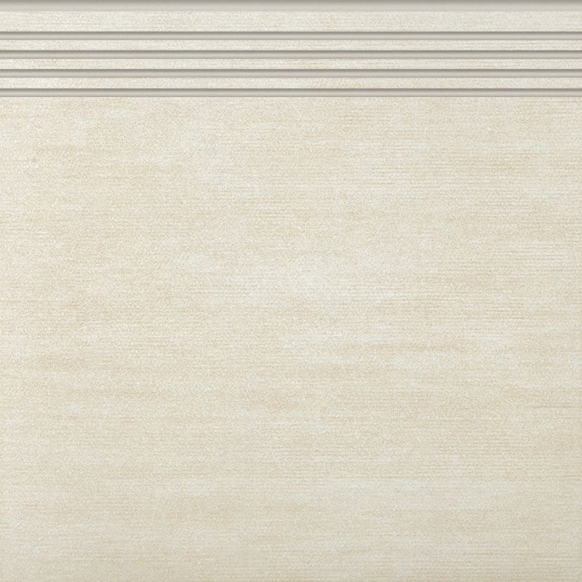 Ступени linen light beige st01 40x40
